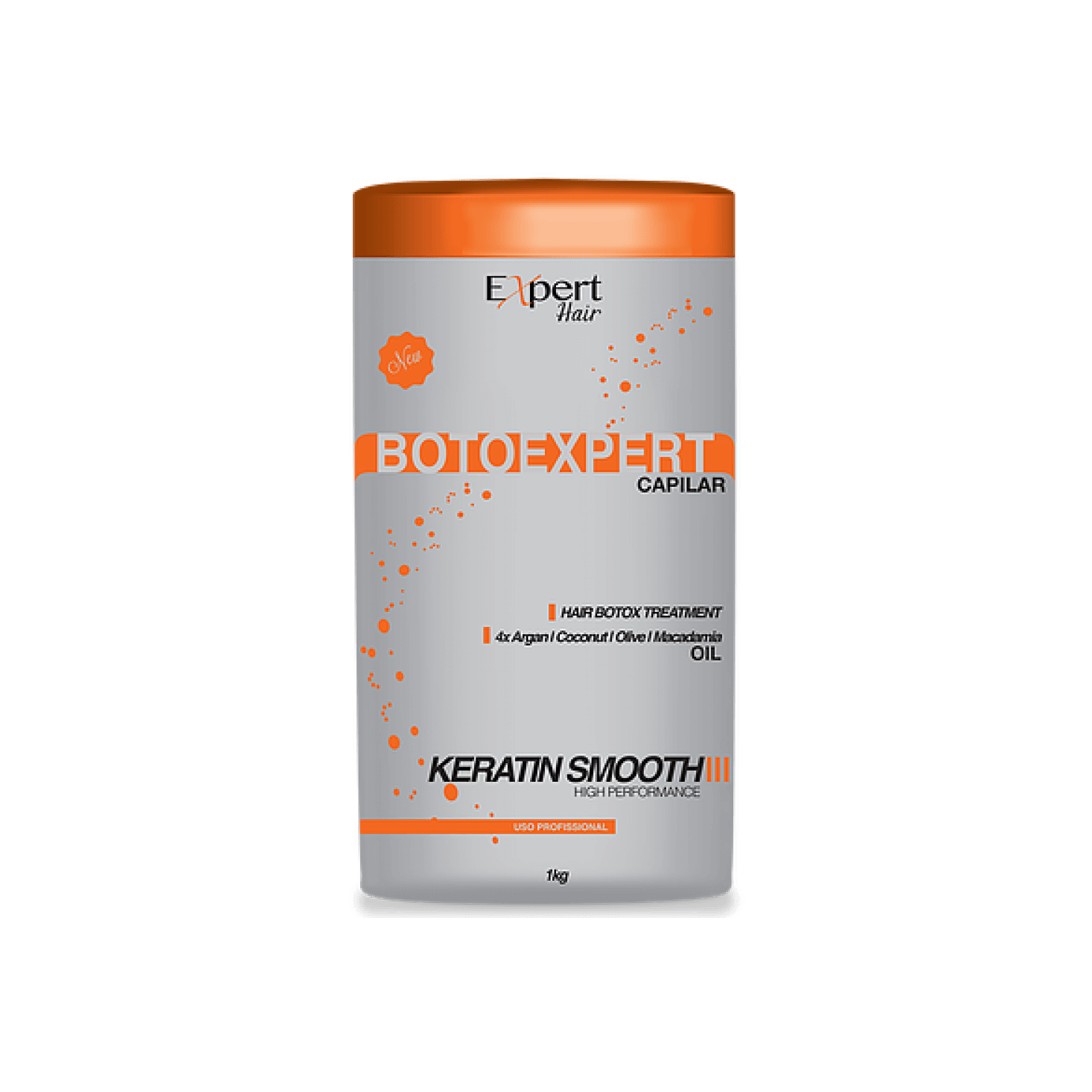 Expert Hair BotoExpert Keratin Smooth 1kg