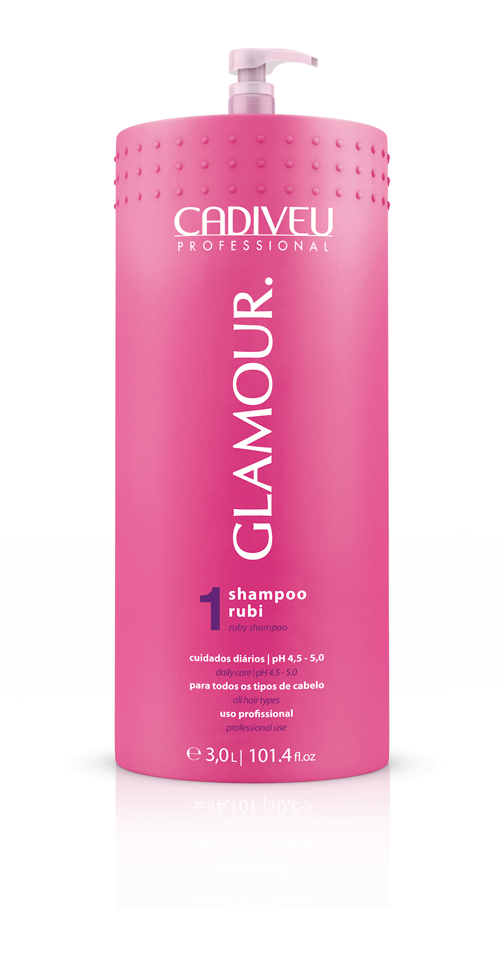 Glamour - Ruby Shampoo 3000ml