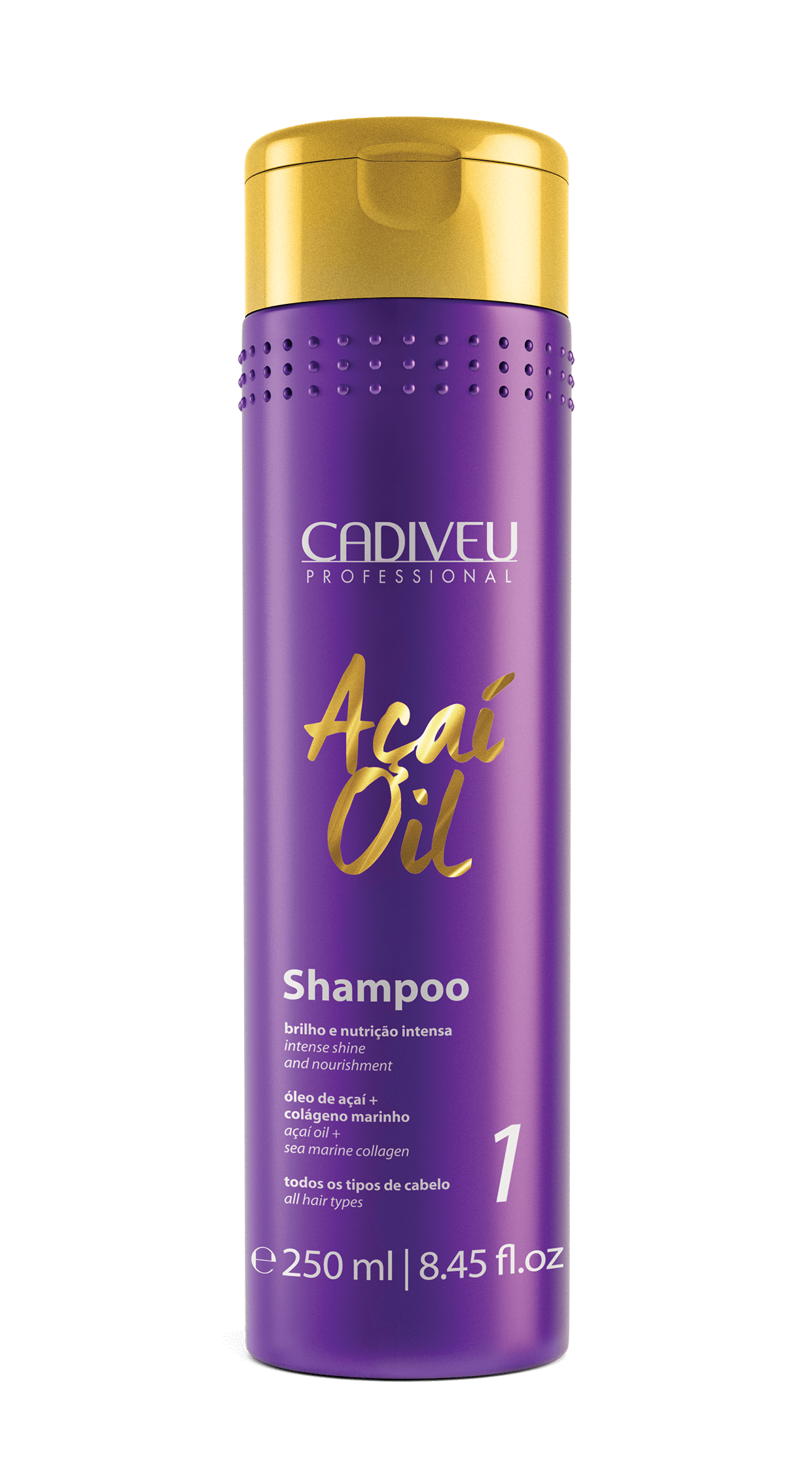Açai Oil - Shampoo 250ml
