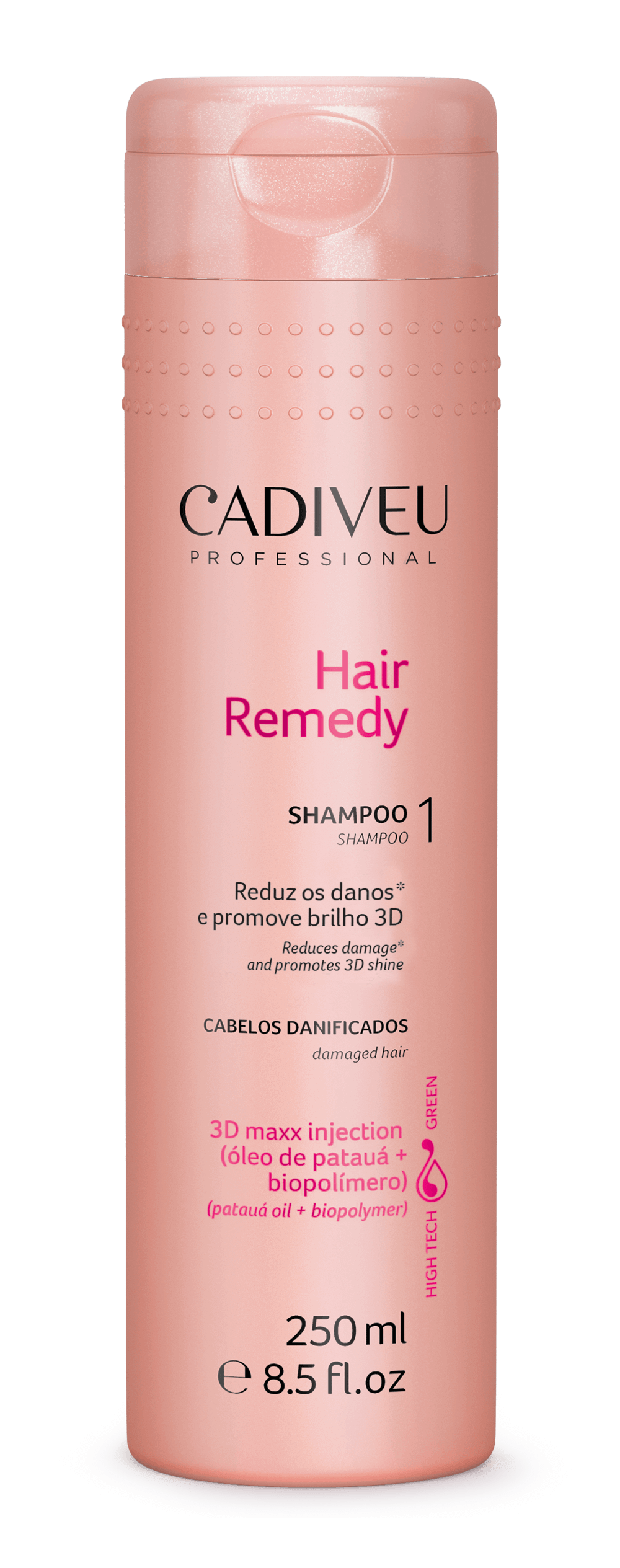 Hair Remedy - Shampoo 250 mL