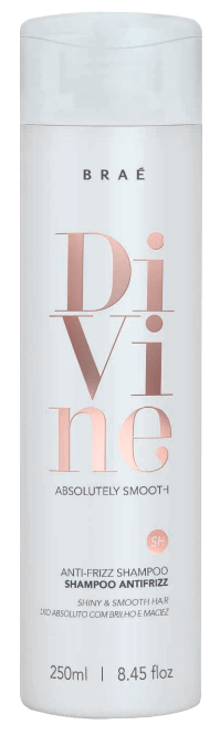 Divine Shampoo Anti-Frizz 250mL