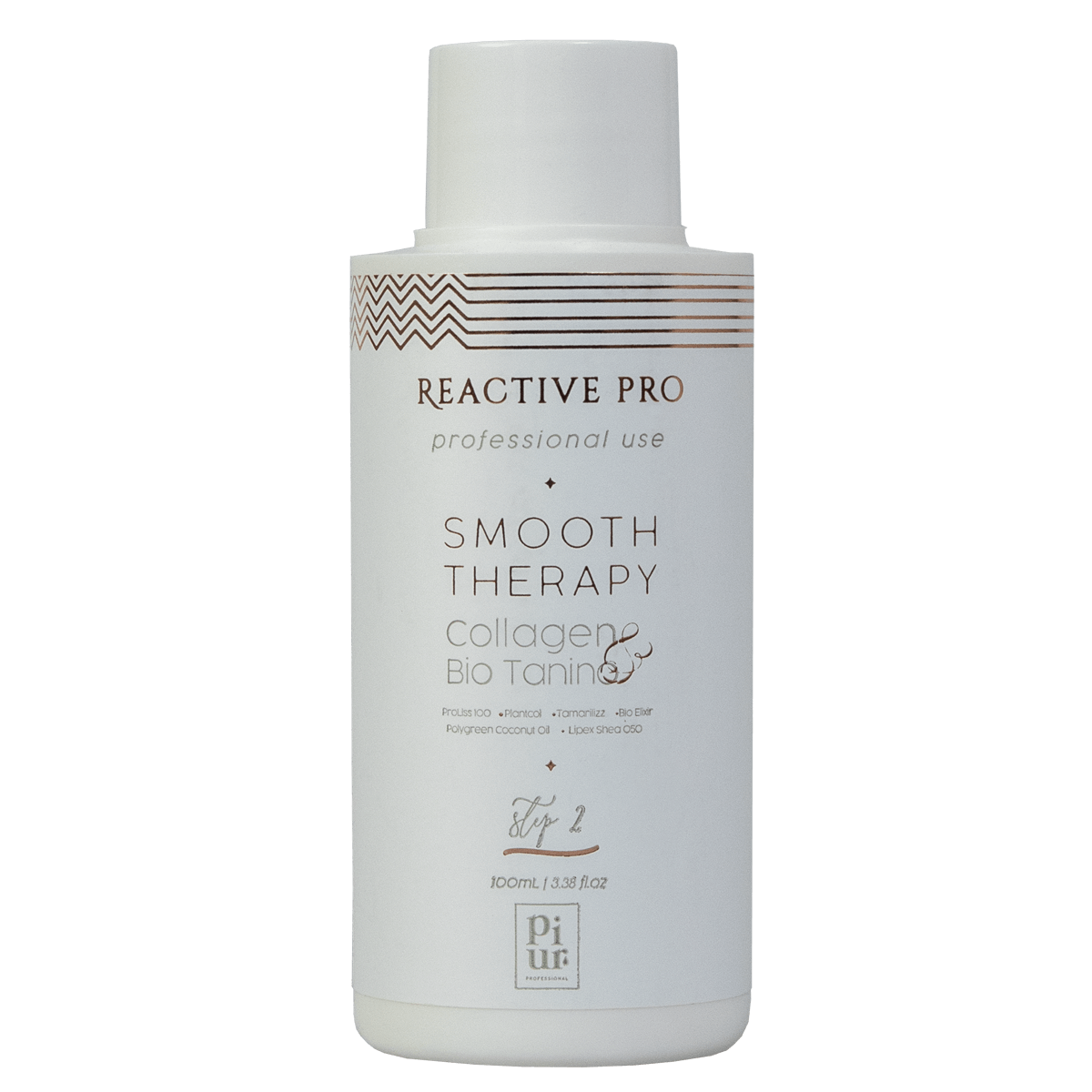 PIUR - Reactive Pro Smooth Therapy 100 mL