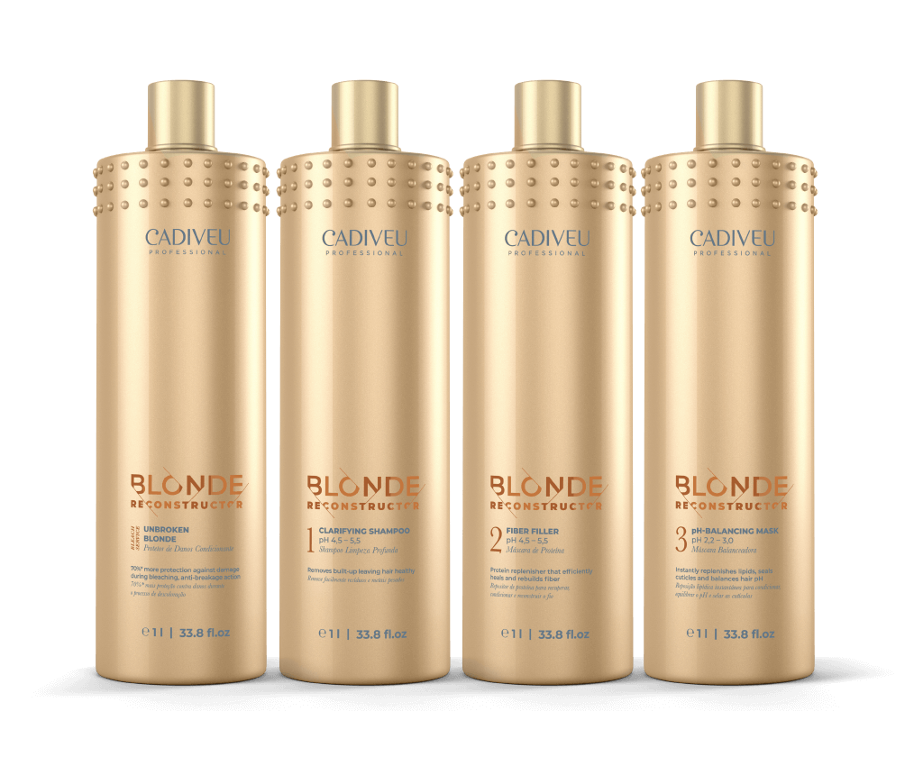 Blonde Reconstructor - Professional Kit