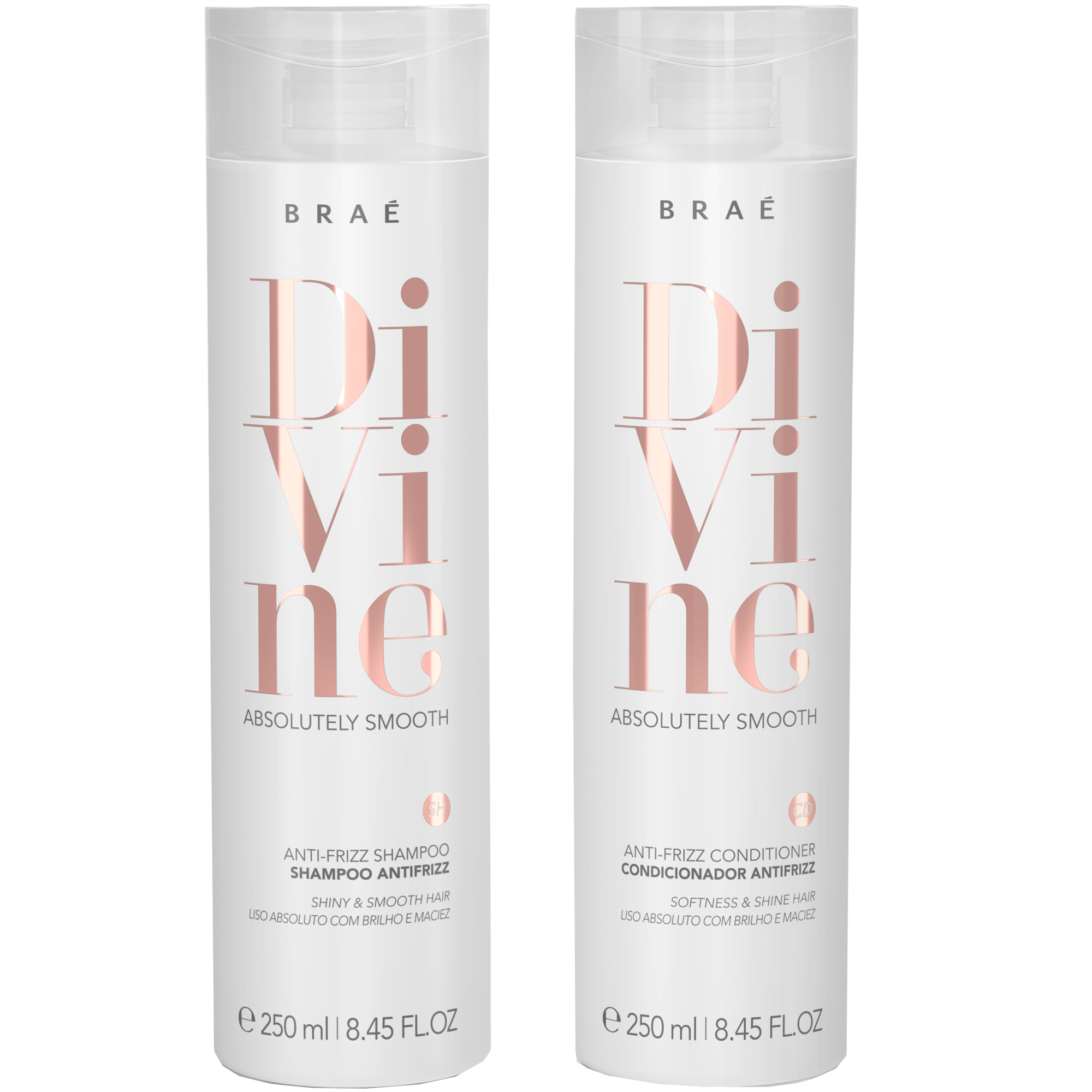 BRAE - Divine - Home Care Kit Sha. and Cond. 250 Ml